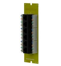 6-Port Cat 6 Data Board (for MDU enclosure)