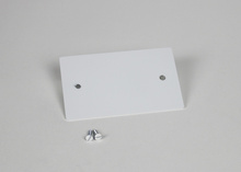 Evolution Series EFB6 Floor Box Blank Device Plate