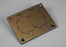 Duplex Cover Plate