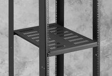 Fixed Dual Shelf - Vented - 1.56 in H x 17.50 in W x 20.50 in D