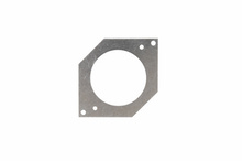 Thermoplastic/Heavy Cast Aluminum Covers Spec Grade Mounting Plate, Gray