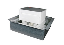 EFB45S-FC22 4/5-Gang Fire-Classified Floor Box
