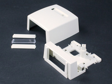 Uniduct 2700-2800 Series One-Insert Multimedia Box Fitting