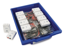 Wireless Sensor Storage Tray for Voltage and Current Sensors