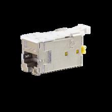 Clarity CAT6 Shielded High Density Jack, T568A/B, HDJS6