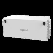 UHD Fiber Enclosure, Patch, UHD-B, 4U, White