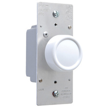 Rotary R Series Dimmer, White