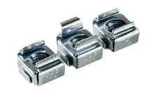 Rack Unit Cage Nuts - 12-24 - pk of 50