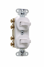 Discontinued | Non-Grounding Combination Switches | Sub 693WG, RCD33W