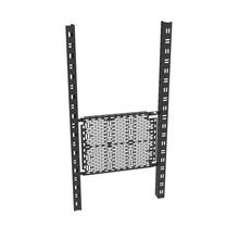 Lever Lock Kit for Vertical Wall-Mount Cabinet Front Door - 36 in Split