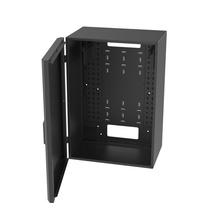 4RU Vertical Wall-Mount Cabinet - Full Door - 36 in H