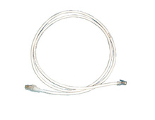 Clarity 6 VoIP Modular Patch Cord, 9', white