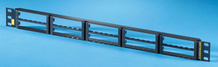 TracJack High Density Patch Panel Kit for 30 modules - without shelf