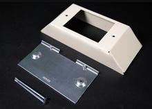 3000 Bump-Up Ortronics Series II Plate