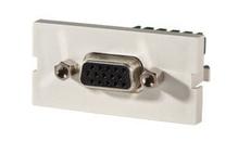 Series II, VGA, Feed-Thru, Fog White