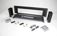 Mighty Mo Overhead Cable Pathway Rack - 2RU - 19 panel mounting - 23.6 in W x 7.4 in H x 9 in D