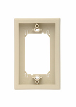 7.0 cu. in. Extension Ring, Ivory