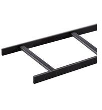 Universal Style Tubular Runway- 6 in W- black