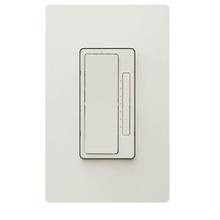 In-Wall Tru-Universal RF Dimmer, Light Almond