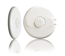 PIR Ceiling Occupancy Sensor 2 4 VDC, center mount 360°