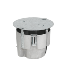 CRFB Series 2 Compartment Round Recessed Housing