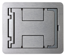 FPBTC - FloorPort Series Blank Cover Assembly