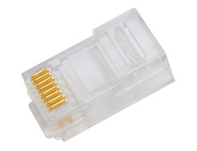 High Performance RJ45 Modular Plugs