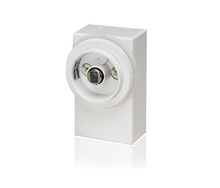 Low and Line Voltage PIR Fixture Sensor w/o Lens Module, 120/277VAC