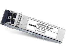 Cisco® SFP-10G-SR Compatible 10GBase-SR SFP+ Transceiver Module with Digital Optical Monitoring