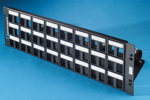 TracJack Patch Panel Kit for 48 modules
