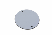 "4"""" Round Outdoor Cluster Cover, Gray"