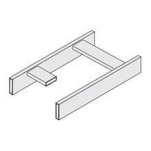 09-7400-0010-36 FG 4''H Fiberglass Ladder 10'L 36''W