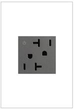 adorne® 20A Tamper-Resistant Dual-Controlled Outlet