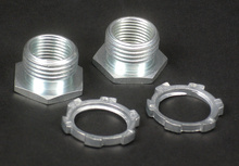 500/700 Special Nipple (Galvanized) Fitting