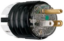 STR BLD PLUG 3W 15A 125V HG PS5266XHG