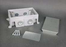 880CS2-NA - Omnibox Series Cast-Iron Floor Box
