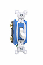 Hard Use Specification Grade Switch, White
