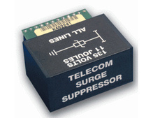 Telecom Surge Suppression Unit