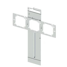 THREE OPENING WALL BRACKET 18'' OC BOX OF 25 [FP981565]