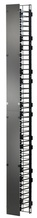 Mighty Mo® 20 Vertical Manager with Cover -  3.75 in W x 8.62 in D for 7 ft MM20 racks
