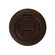 4AT Surface Style Evolution™ Poke-Thru Cover-Bronze