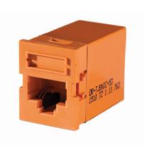 Clarity SNAP Inline Coupler TracJack, Orange