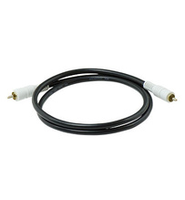 Universal 1 Subwoofer Cable  (3 ft)
