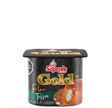 Soprole Gold Flan toffee 120g