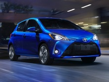 The Toyota Yaris Small In Space Big In Comfort Lithia Toyota Of