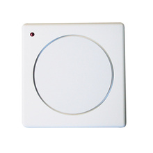 Ultrasonic Ceiling Occupancy Sensor, 24VDC, 2000 sq ft