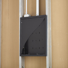 WMPAC526 In-Wall Storage Box with Flange and Cover