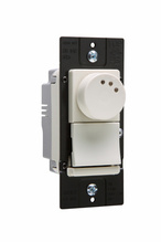 Decorator Rotary DR Series Fan Speed Control, Ivory