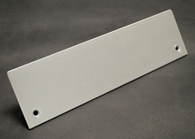 AL241S-HB Lab Bench Work Surface Portal Faceplate
