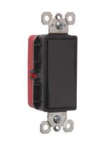PlugTail® Three-Way 20 Amp Decorator Switch, Brown